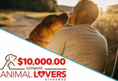 PCH $10K Animal Lovers Sweepstakes